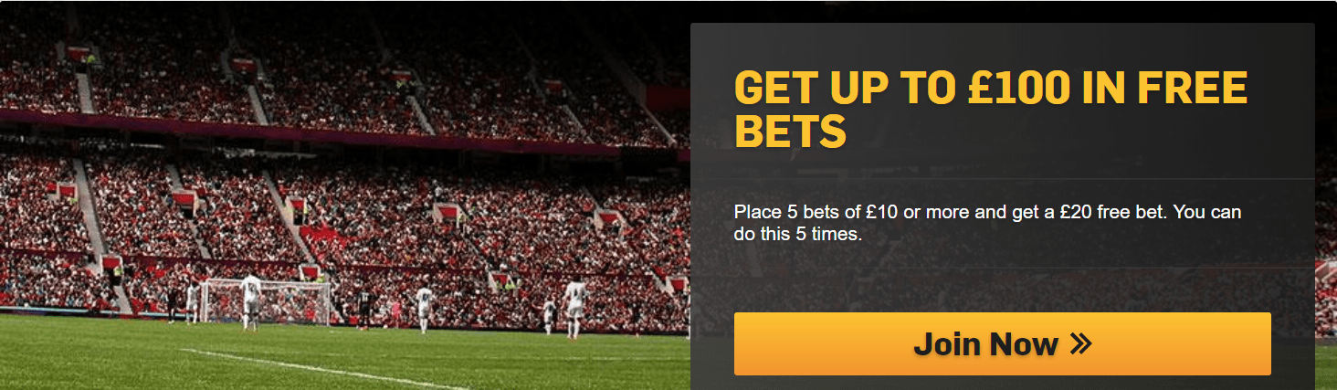 Betfair Sign Up Free Bets