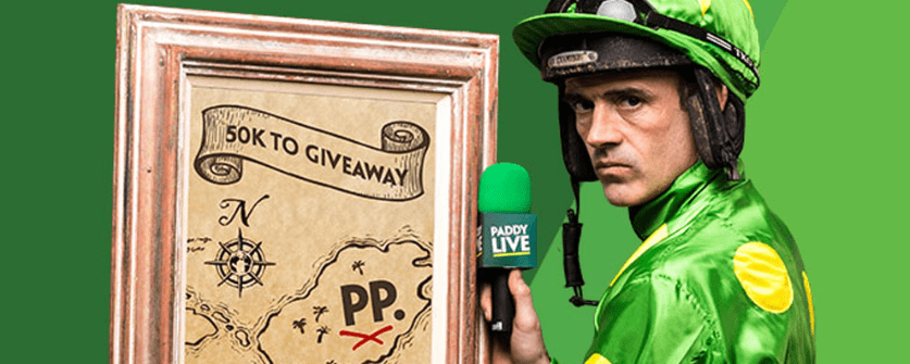 Paddy Power Finders Keepers