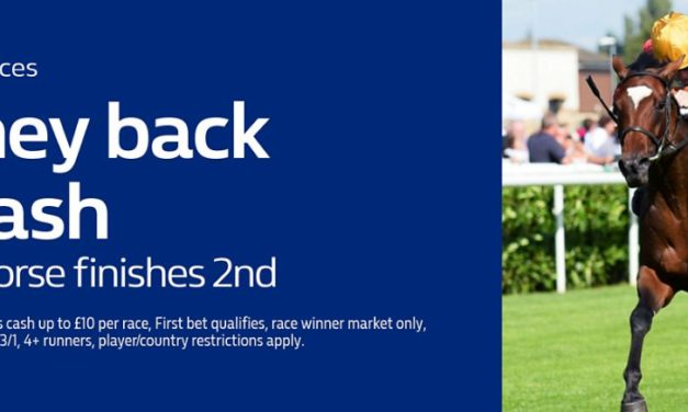 William Hill Money Back Horse Racing Offer