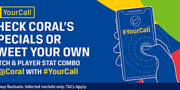 Coral #YourCall Offer – Get Odds Quotes
