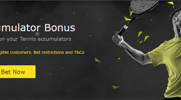 bet365 Tennis Accumulator Bonus