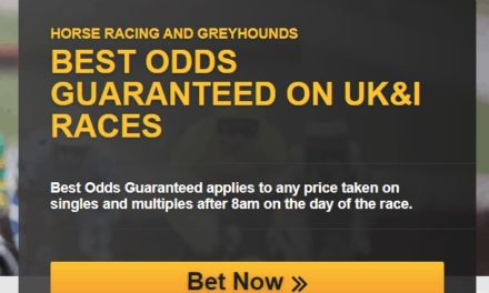 Betfair Best Odds Guaranteed Horse Racing