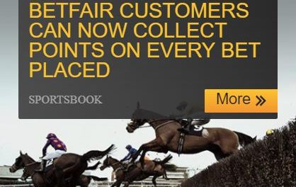 Betfair Rewards4Racing