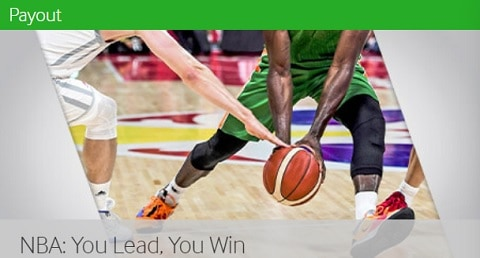 Betway NBA - You Lead, You Win