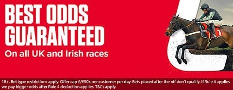 Ladbrokes Horse Racing Best Odds Guranteed