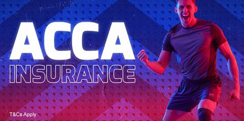 Betfred Football Acca Insurance