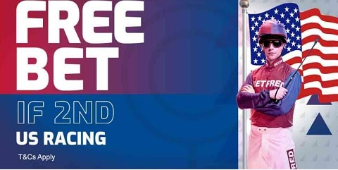Betfred Racing Free Bet 2nd