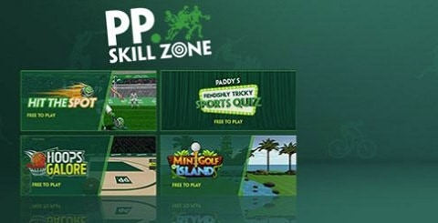 Paddy Power Paddy's Skillzone