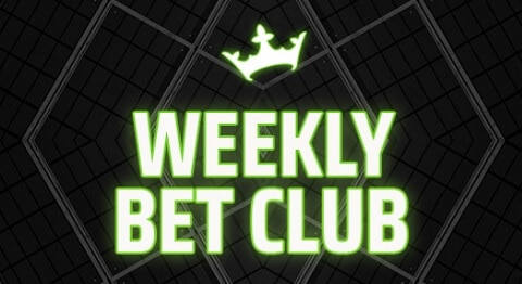 DraftKings Weekly Bet Club