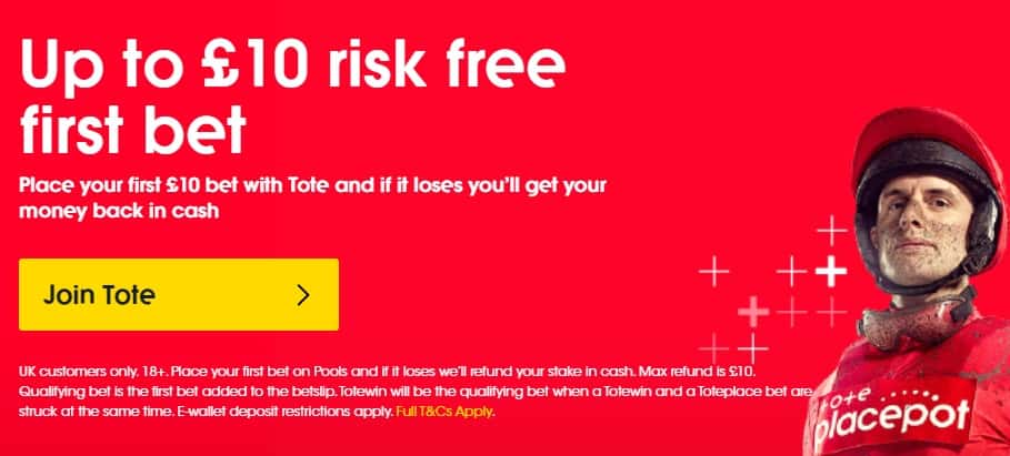 Tote Welcome Offer